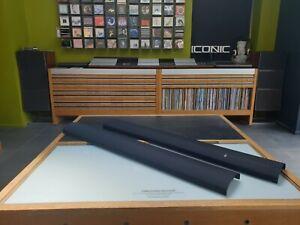 Bang & Olufsen Original BeoLab 1 speaker Pair of Black Frets B&O