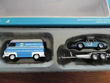 COFFRET RENAULT ESTAFETTE ASSISTANCE ALPINE BERLINETTE A110 COUPE DES ALPES 1/43