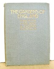 The Gardens of England in the Midland & Eastern Counties by Charles Holme 1908