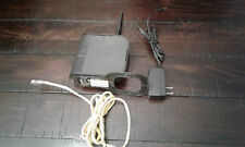 Tested Belkin F5D7234-4 V3 G Wireless 4-Port Router w/adapter