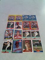 *****Rob Dibble*****  Lot of 50 cards.....37 DIFFERENT