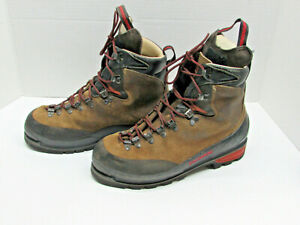 SALOMON SUPER MOUNTAIN 9 - MENS 10 - MOUNTAINEERING BOOT GOOD CONDITION
