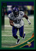 2018 DONRUSS PRESS PROOF GREEN #180 EVERSON GRIFFEN MINNESOTA VIKINGS FOOTBALL