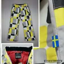 2117 of Sweden girls boys ski pants sz 152 cm