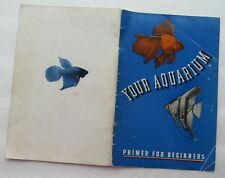 Booklet Your Aqurium Primer For Beginners 1953