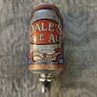 """Oskar Blues Brewing Dale's Pale Ale Beer Can Tap Handle Round 7"""" Lyons, CO..."""