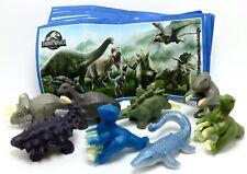 Kinder Jurassic World 2019 Einzelfiguren Freie Auswahl + Beipackzettel