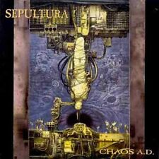 Sepultura - Chaos Ad [New CD]