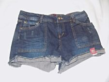 Girls Arizona Jean Co. Jean Shortie Shorts Sz 12 1/2 Plus