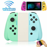 For Nintendo Switch Controllers Joy-Con (L/R) Wireless Controller Gamepad Grip