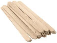 1000 Wooden Stirrers Craft Sticks ice cream Paddle Pop Popsicle 11 cm