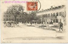 CPL67 - SAÏDA - ALGERIE - COUR DE LA CASERNE DE LA LEGION ETRANGERE