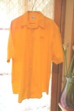 VINTAGE  ~ DISNEY ~ Yellow SHIRT * Size XL { 124cms. }