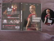 Les fourmis rouges de Stephan Carpiaux avec Deborah François, DVD, Drame