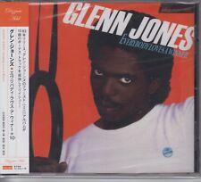 Glenn Jones: Everybody Loves a Winner [+ Japan OBI] (R&B) (CD FTG) NEW SS