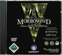 Morrowind: Game of the Year-Edition (Software Pyramide) ...   Game   Zustand gut