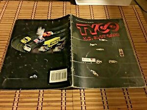 """""""The Complete Color Guide To TYCO HO Slot Cars""""  Used Complete 2nd Edition 1996"""