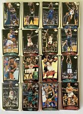 1999 Upper Deck Basketball Cards Lot 500+ Cards WITH MICHAEL JORDAN AND HOF