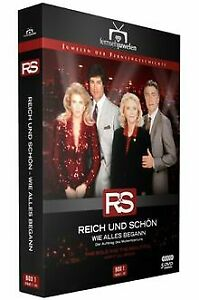Reich und Schön - Box 1: Wie alles begann, Folgen 1-... | DVD | Zustand sehr gut