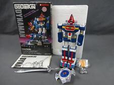 Vtg GoDaikin Dynaman ST Super Sentai Robo Complete w/Box EX/NM Popy Chogokin