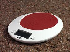ADE Digitale Küchenwaage Philipa chilli rot bis 5 kg - 1 g Schritte - Waage