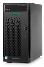 NEW HP ProLiant ML10 Gen9 Tower Server 4GB Ram 3.3Ghz INC. FACTORY FITTED DVDRW