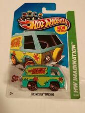 2012 Hotwheels Scooby Doo Mystery Machine HW Imagination Series Card # 38/247