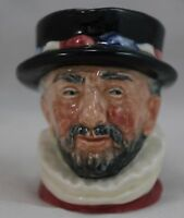 Royal Doulton Small Shot Mug English Gentleman 2-1/2""