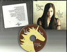 VANESSA CARLTON A thousand Miles made in EUROPE PROMO DJ CD Single 2002 VCCDP1