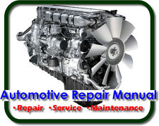Isuzu 4JG2 Diesel Engine Service Repair Manual CD