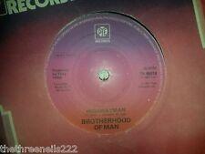 """VINYL 7"""" SINGLE - HIGHWAYMAN - BROTHERHOOD OF MAN - 7N46014"""