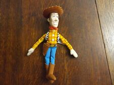 Vintage 90's Disney's Toy Story Woody Soft Plush Doll by Star Bean