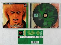 The King of Fighters 99 PS1 SNK Sony Playstation Spine From Japan
