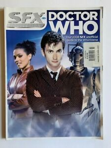 SFX magazine - DOCTOR WHO SFX Collection Issue 2008
