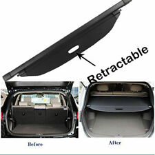 Rear Trunk Luggage Security Shield Cargo Cover Area For 2010-2015 Hyundai Tucson
