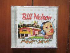 Bill Nelson CD Atom Shop. Rare CD in excellent condition