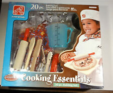 LIFE STYLE, STEP 2, CHILDS, 20 PIECE COOK SET,  IN THE BOX