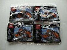 LEGO 30384 Star Wars 20 Years 20th Anniversary SNOWSPEEDER polybag x 4 - NEW