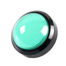 1x Big Green Button Switch Arcade 100mm Dome 12V LED Light Push Buttons Kit Mame