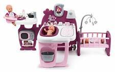 Smoby 220349 La Casa de Los Bebés Baby Nurse para Muñecos Bebé, multicolor,