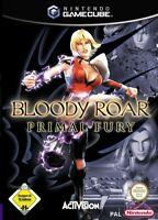 Nintendo GameCube Spiel - Bloody Roar: Primal Fury mit OVP