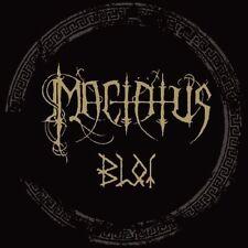 Mactatus-Blot  (UK IMPORT)  CD NEW