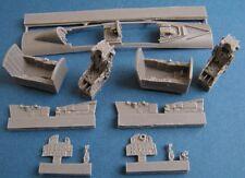 Pavla 1/72 osipovič SUCHOJ Su-15UM CABINA DI PILOTAGGIO # C72081