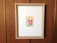 2 ACEO MAT LOT! NEW 8x10 WHITE MATS FOR FRAMING 2.5x3.5 PICTURES, ART, CRAFTS!