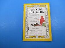 National geographic world magazine ebay national geographic magazine november 1960 world map reflect centuries exploring gumiabroncs Choice Image