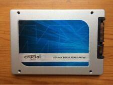 "Crucial MX100 512GB, SATA Internal, 2.5""  SSD + Sabrent Enclosure"