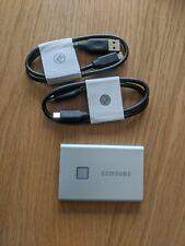 Samsung T7 impronte digitali di 2TB SSD USB 3.2 Gen 2