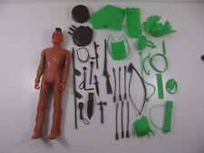 MARX JOHNNY WEST FIGHTING EAGLE & lime green Accessories Near complete