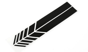 2x CAR MIRROR STRIPES VINYL DECAL STICKER FOR CAR MIRROR COVER UP STONE CHIPS