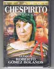 Chespirito: El Nińo Que Somos (DVD)